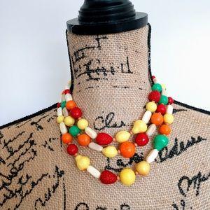 Vintage Western Germany Necklace